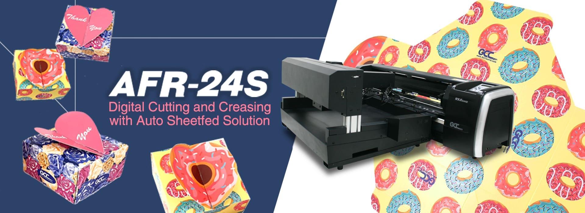 GCC AFR-24S 全自動加工設備優化生產流程